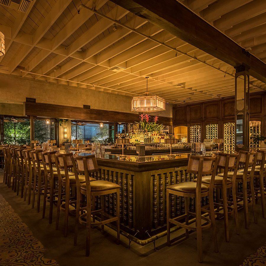dama restaurant bar