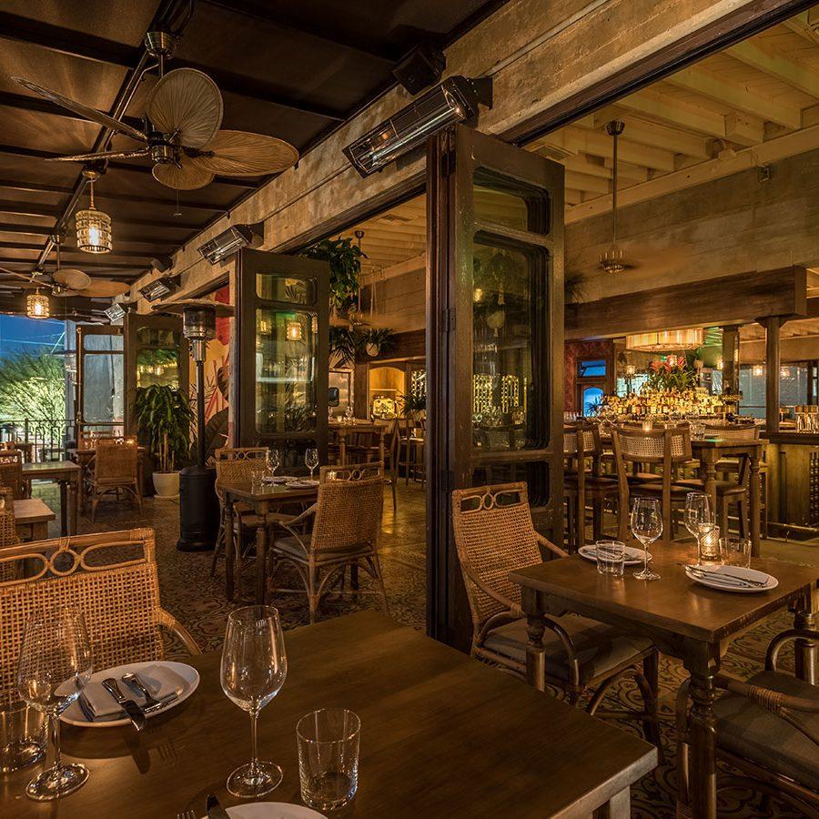 dama restaurant west terrace
